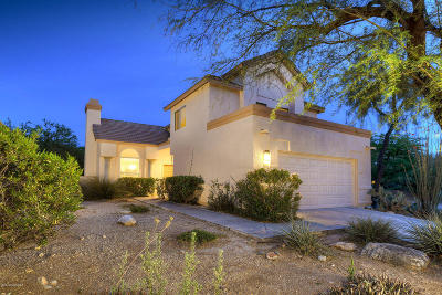 La Paloma Single Family Home For Sale: 4036 E Via Del Vireo
