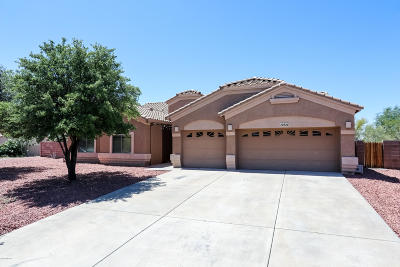 Vail Single Family Home Active Contingent: 13723 E Cienega Creek Drive