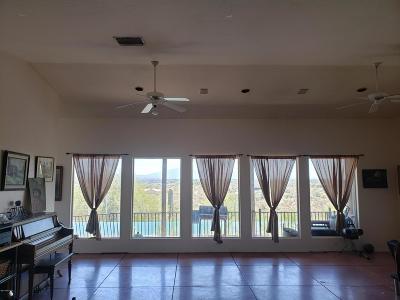 Tucson Single Family Home For Sale: 5040 N Vista Del Cerro Ranch Road