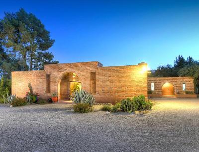 Tucson Single Family Home Active Contingent: 4845 E Glenn Street