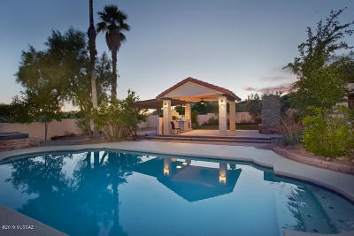 Pima County, Pinal County Single Family Home Active Contingent: 5011 N Post Trail