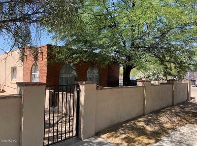 Pima County Single Family Home For Sale: 511 W 44th Street