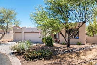 Oro Valley Single Family Home Active Contingent: 11290 N Palmetto Dunes Avenue