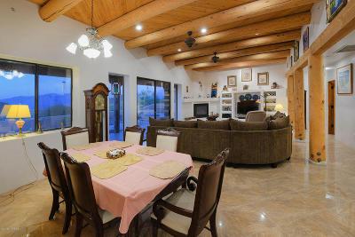 Tucson Single Family Home For Sale: 4275 N Lightning Ridge Trail