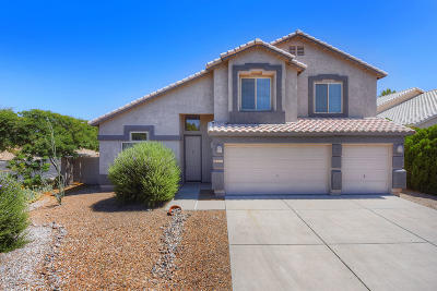 Single Family Home For Sale: 7366 W Silver Sand Drive