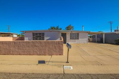 Tucson Single Family Home For Sale: 6508 E Mary Drive