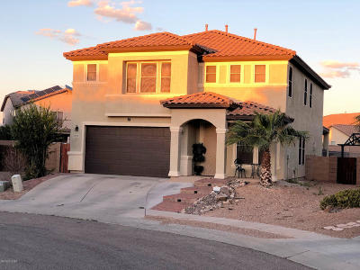 Tucson Single Family Home For Sale: 7005 S Calypso Court
