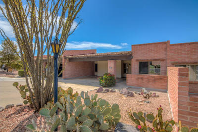 Pima County, Pinal County Townhouse Active Contingent: 5566 N Camino Arenosa