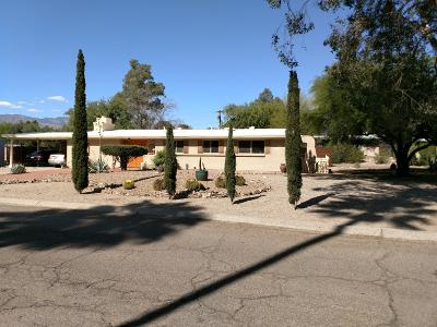 Pima County, Pinal County Single Family Home For Sale: 2632 N Indian Ridge Drive