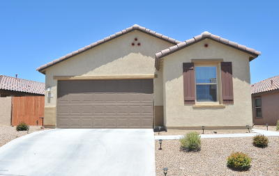 Single Family Home Active Contingent: 950 W Camino Nogal Blanco