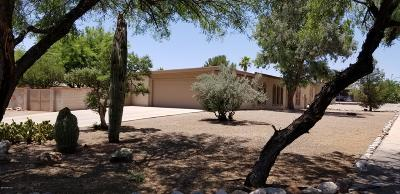 Tucson Single Family Home For Sale: 8202 E Bellevue Street