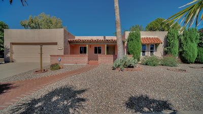 Green Valley Single Family Home Active Contingent: 1221 N Paseo Del Cervato