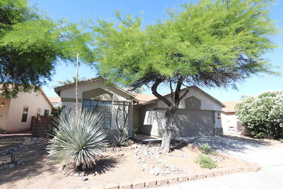 Tucson, Oro Valley, Marana, Sahuarita, Vail Single Family Home For Sale: 3037 W Country Hill Drive