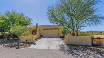 Single Family Home Active Contingent: 7947 W Chuckwalla Place