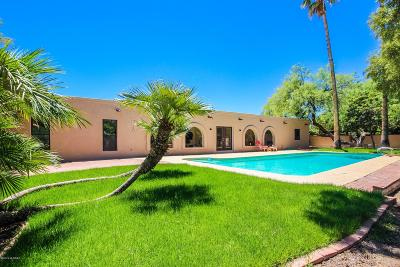 Pima County, Pinal County Single Family Home For Sale: 6211 E Paseo Tierra Alta