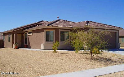 Tucson Single Family Home For Sale: 5863 W Evening Petal Lane