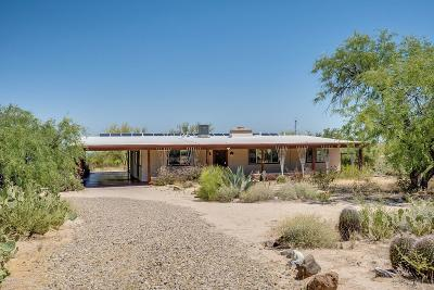 Tucson Single Family Home Active Contingent: 12650 W Cornell Drive