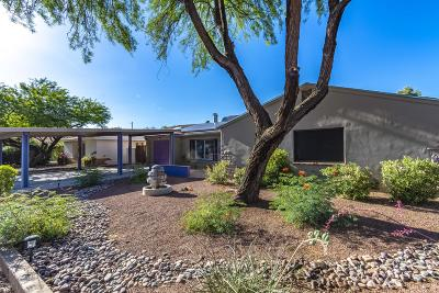 Pima County Single Family Home For Sale: 2717 E Exeter Street
