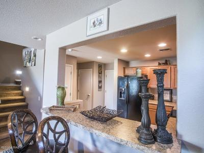 Single Family Home Active Contingent: 10597 E Singing Canyon Drive