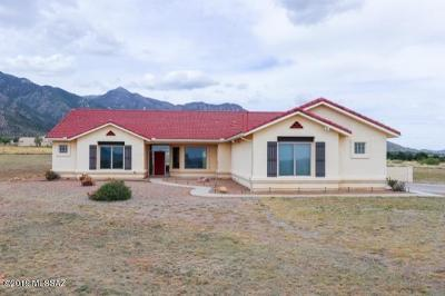 Cochise County Single Family Home For Sale: 9250 S Andalusian Way