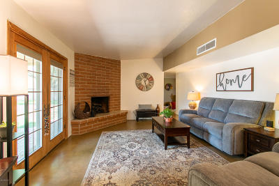 Tucson Single Family Home For Sale: 6701 N Pomona Road