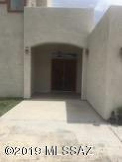 Rio Rico Single Family Home For Sale: 478 Calle Cipres