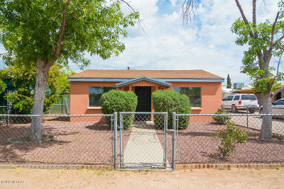 Pima County Single Family Home For Sale: 138 W Aviation Drive