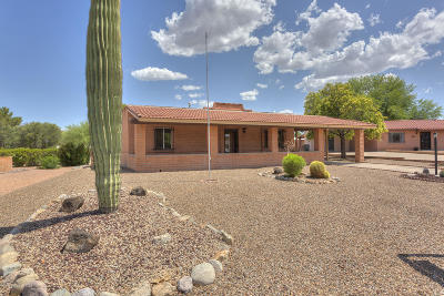 Green Valley Single Family Home Active Contingent: 140 E La Espina
