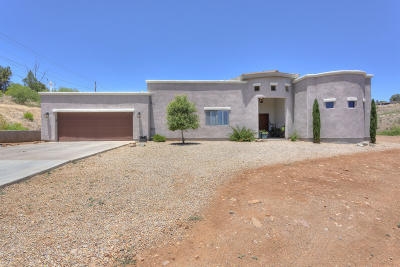Santa Cruz County Single Family Home Active Contingent: 390 Falcon Court