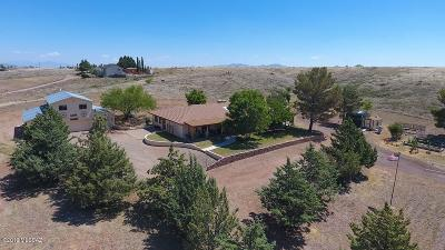 Santa Cruz County Single Family Home For Sale: 36 Pony Trail