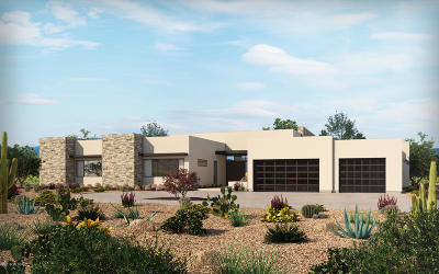 Oro Valley Single Family Home For Sale: 14077 N Flint Peak To Be Built Place