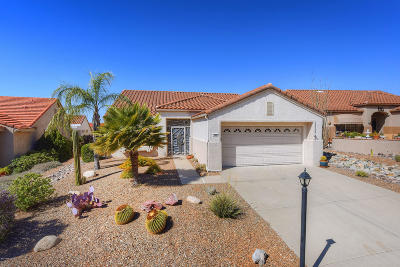 Oro Valley Single Family Home Active Contingent: 936 E Welton Drive