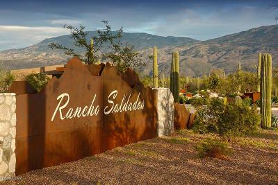 Residential Lots & Land Active Contingent: 11901 E Placita Rancho Soldados #1