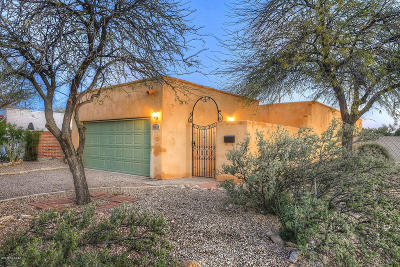 Tucson Single Family Home For Sale: 2143 E 10th Street