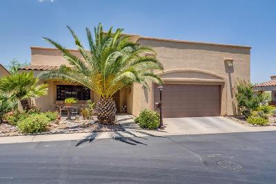 Sahuarita Single Family Home For Sale: 15800 S Puente Del Valle