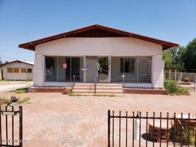 Tucson Single Family Home For Sale: 2231 E Helen Street