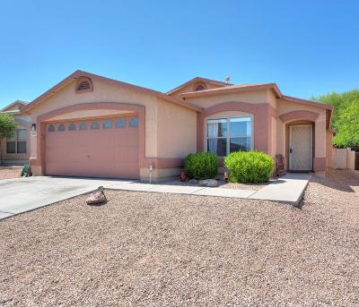 Single Family Home Active Contingent: 10036 E Warm Sunny Place