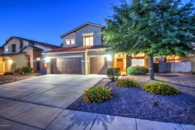 Pima County Single Family Home Active Contingent: 15329 S Via Rancho Grande