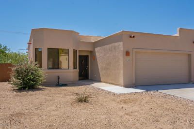 Oro Valley Townhouse Active Contingent: 8163 N Peppersauce Drive