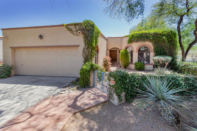 Pima County Townhouse For Sale: 3070 N Binghampton Place