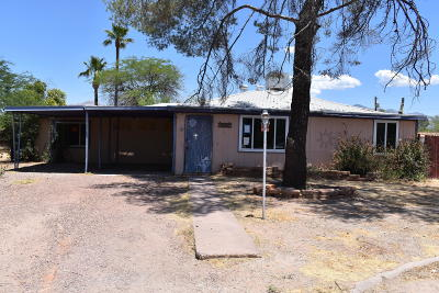 Pima County Single Family Home For Sale: 1043 E Simmons Street