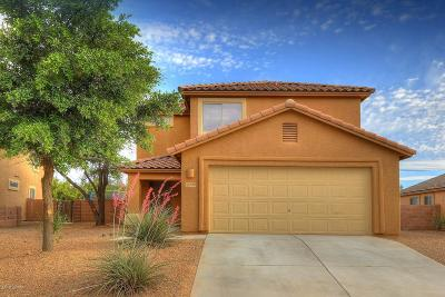 Marana Single Family Home For Sale: 12839 N Pocatella Drive