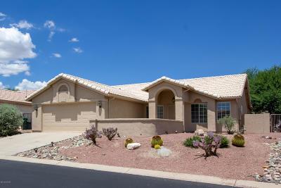 Saddlebrooke Single Family Home For Sale: 63858 E Poco Lane