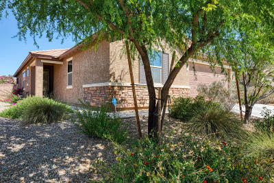 Single Family Home Active Contingent: 11582 W Foxberry Drive