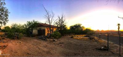 Pima County Single Family Home For Sale: 851 W President Street