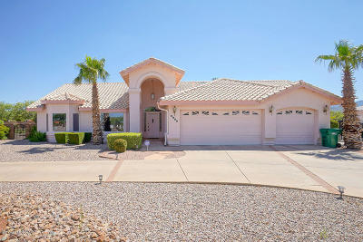 Cochise County Single Family Home For Sale: 4144 S Mohave Drive