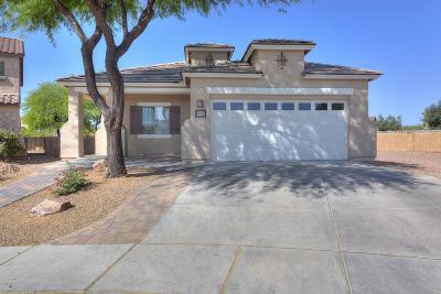 Sahuarita AZ Single Family Home Active Contingent: $215,000