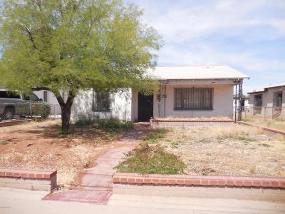 Pima County Single Family Home Active Contingent: 3632 S Lundy Avenue