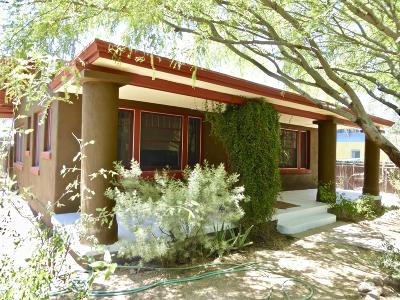 Pima County Single Family Home For Sale: 929 N 9th Avenue