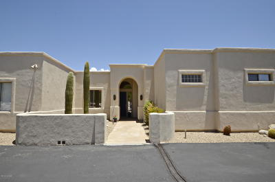 Oro Valley Single Family Home For Sale: 12315 N Copper Spring Trail